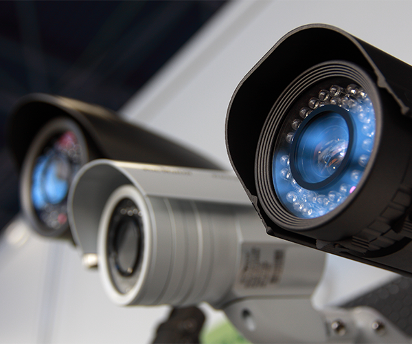 CCTV Camera Installation - Retail Technology Services