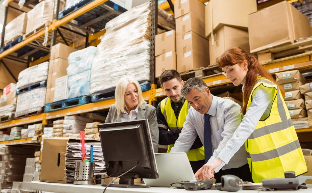 Warehouse - Retail Technology Services